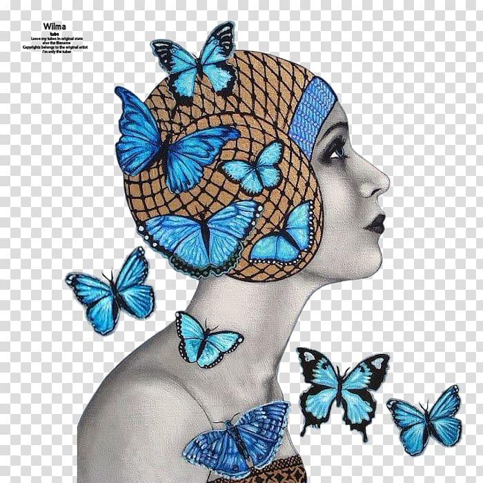 Microsoft butterfly clipart jpg library download Woman Friends .nl Microsoft Azure, woman transparent ... jpg library download