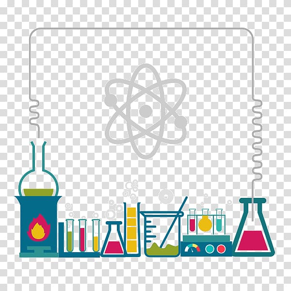 Microsoft clipart backgrounds svg library stock Chemicals border illustration, Science project Microsoft ... svg library stock