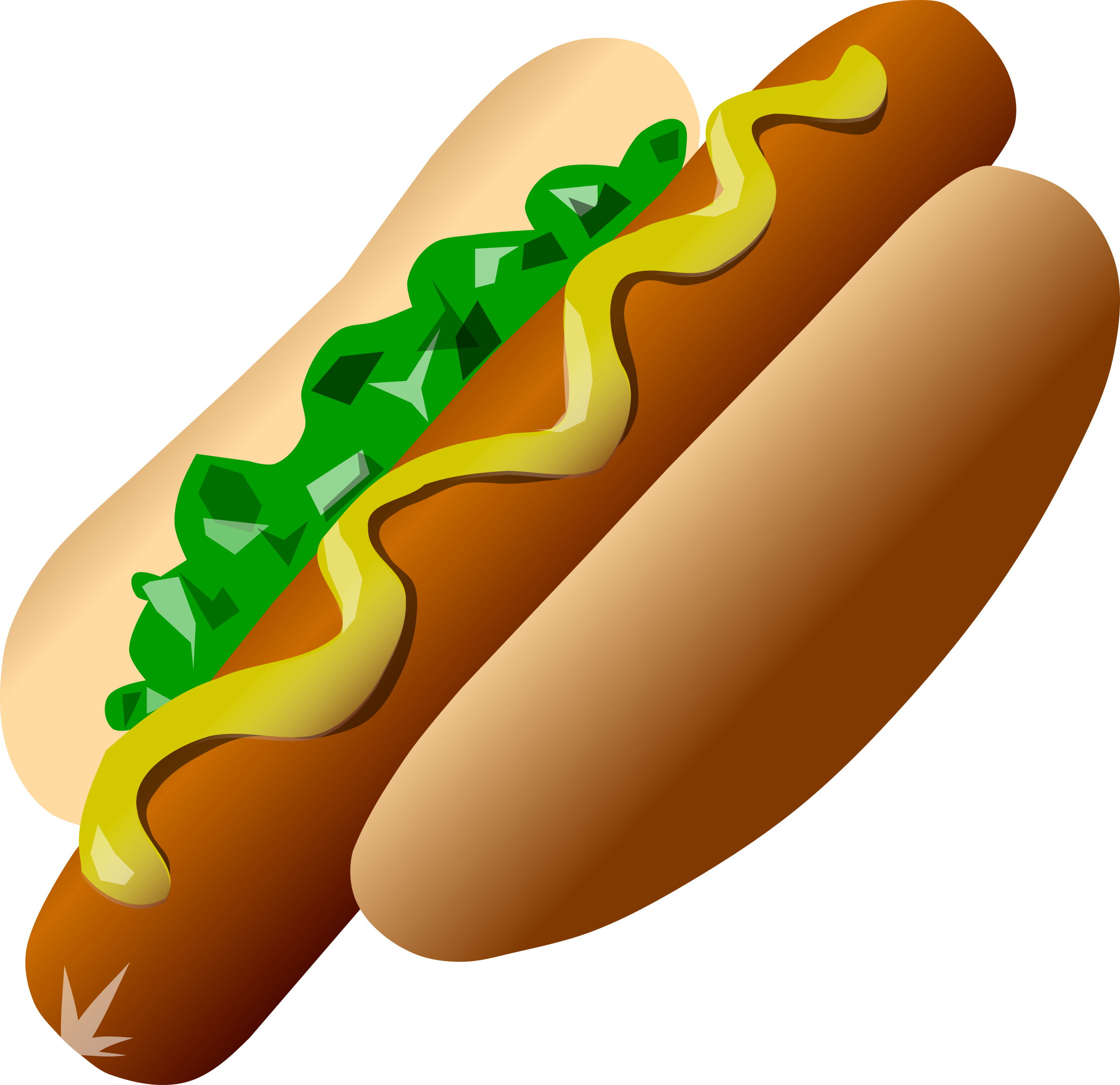 Transparent hot dog clipart graphic royalty free Clipart - Hot Dog graphic royalty free
