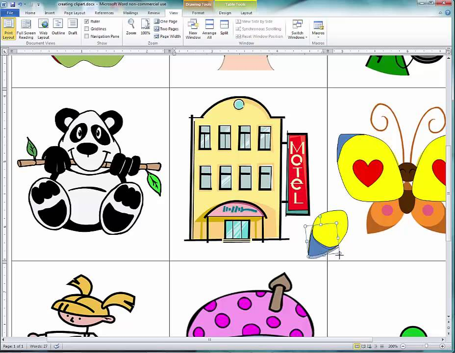 Microsoft clipart for commercial use picture royalty free library creating clipart picture royalty free library
