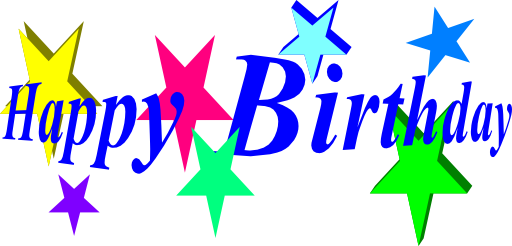 Microsoft clipart free png royalty free library Free birthday happy birthday clip art clipart free clipart ... png royalty free library