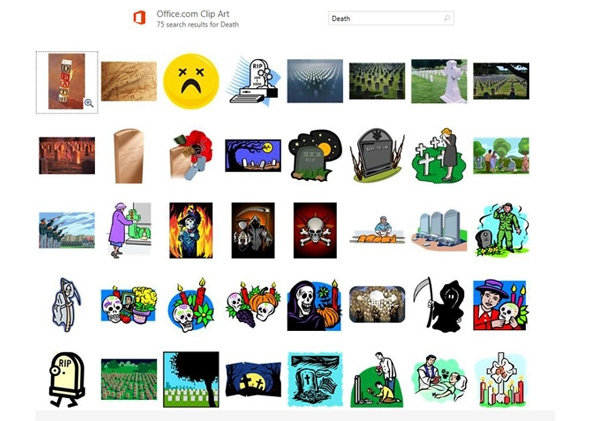 Microsoft cliparts png free stock Microsoft kills Clip Art, replaces with Bing image search integration. png free stock