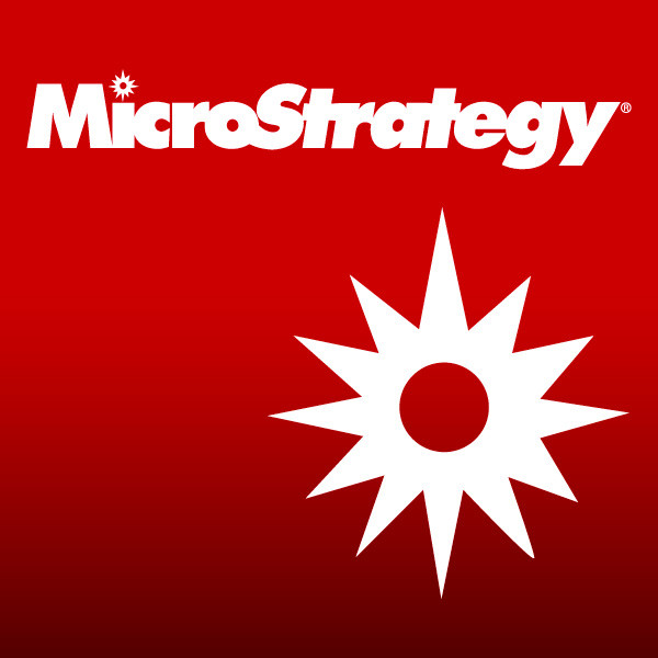 Microstrategy logo clipart banner stock Microstrategy Logos banner stock