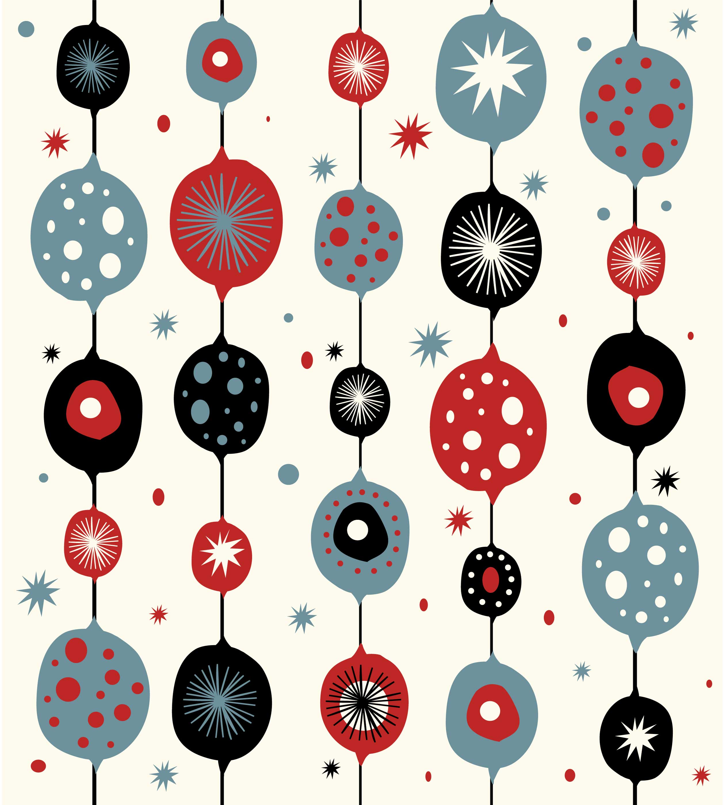 Mid century modern christmas clipart png black and white Free Mid Century Cliparts, Download Free Clip Art, Free Clip ... png black and white
