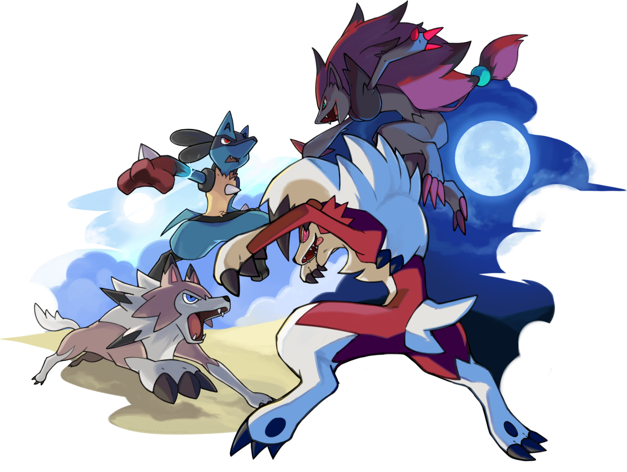 Midday sun clipart banner library download Day and Night   Pokémon Sun and Moon   Know Your Meme banner library download