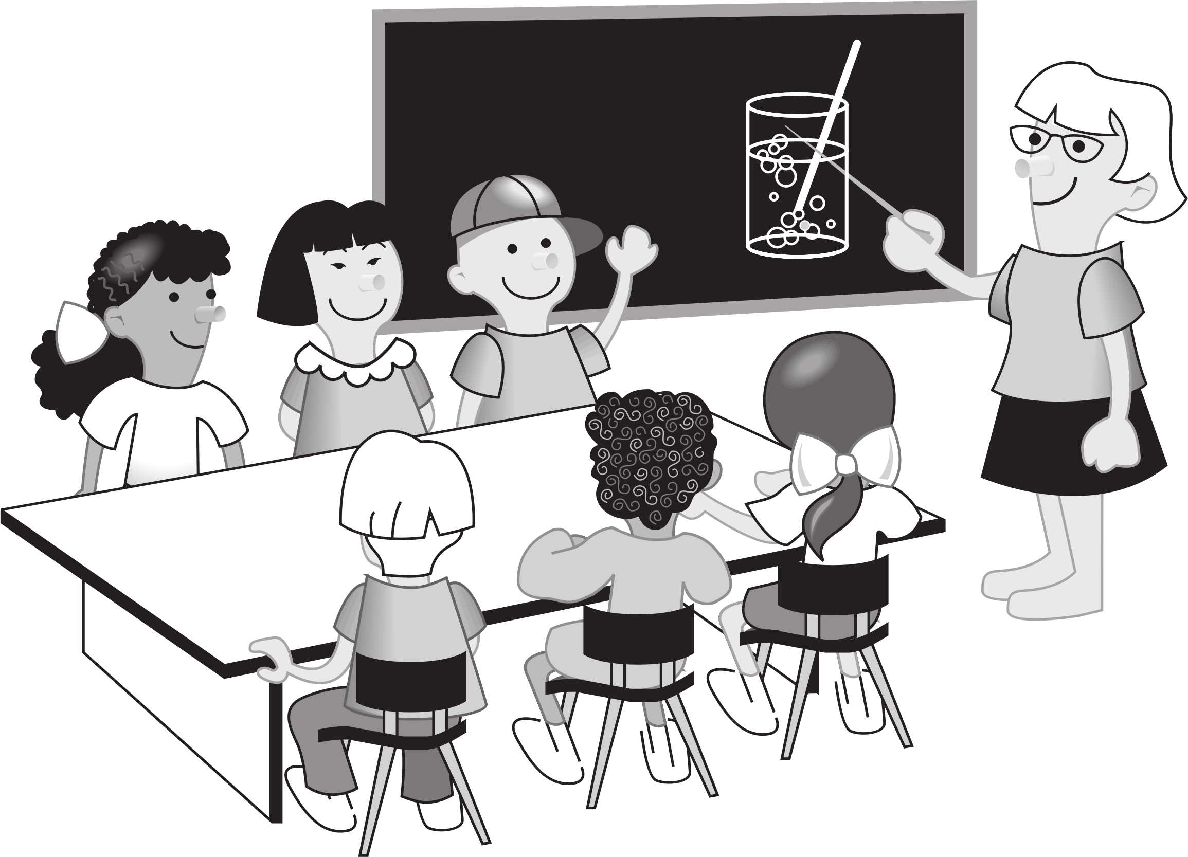 Middle school students in classroom clipart picture free stock Career & Technical Education (CTE) / Career Clusters picture free stock