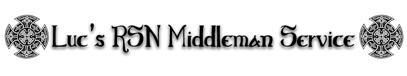 Middleman service graphic royalty free ⭐⛄⭐ Luc's RSN Middleman Service ⭐⛄⭐ | Sell & Trade Game ... graphic royalty free