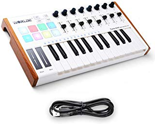 Midi controller clipart picture royalty free Amazon.com: $100 to $200 - MIDI Controllers / Computer ... picture royalty free