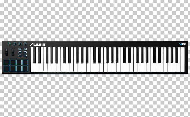 Midi controller clipart picture free MIDI Controllers MIDI Keyboard Alesis Musical Keyboard ... picture free
