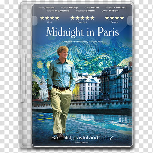Midnight in paris clipart banner library download Movie Icon Mega , Midnight in Paris, Midnight in Paris DVD ... banner library download