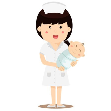Midwife clipart banner download Nurse Midwife Cliparts 10 - 450 X 450 - Making-The-Web.com banner download