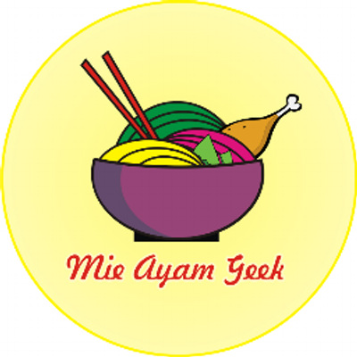 Mie ayam clipart banner royalty free stock Mie Ayam Geek on Twitter: \