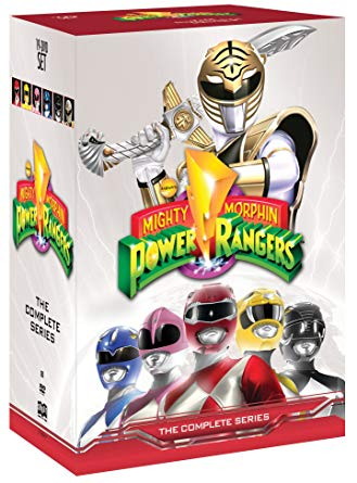 Mighty morphin power rangers lego intro clipart picture library stock Amazon.com: Mighty Morphin Power Rangers: The Complete ... picture library stock