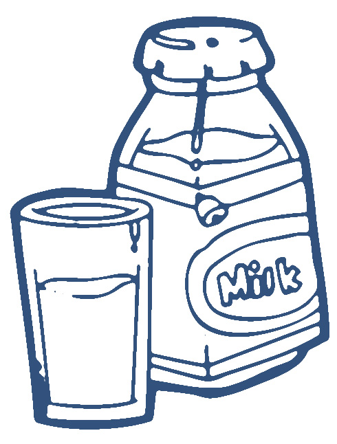 Milk clipart free clipart black and white download Milk clipart free images - Cliparting.com clipart black and white download