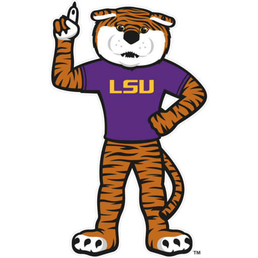 Mike the tiger clipart