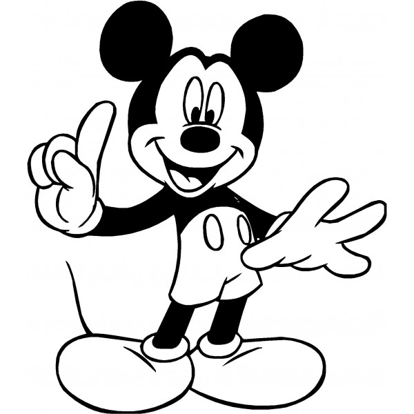 Miki maus clipart royalty free stock Free Mickey Mouse, Download Free Clip Art, Free Clip Art on ... royalty free stock