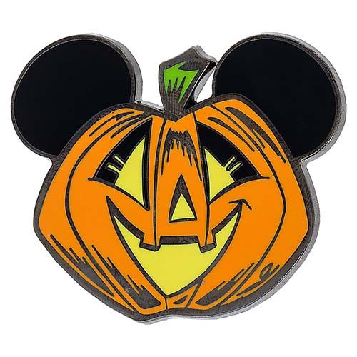 Mikie mouse jack o lantern head halloween clipart
