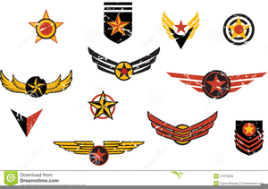 Military badges clipart clip art stock Military Badges Clipart | Free Images at Clker.com - vector ... clip art stock