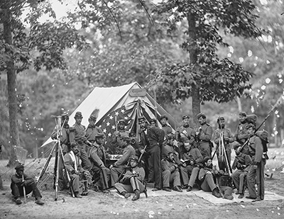 Military clipart leg amputee black and white image freeuse Civil War Photos | National Archives image freeuse