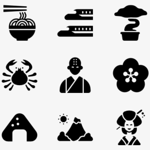 Military icons clipart vector download Japan - Military Icons Transparent #2193203 - Free Cliparts ... vector download