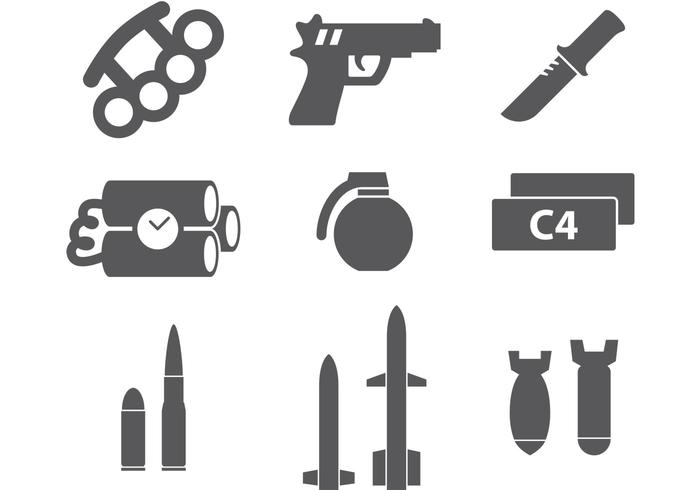 Military icons clipart svg royalty free library Military Icons - Download Free Vectors, Clipart Graphics ... svg royalty free library
