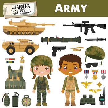 Military images clipart picture freeuse library Army Clipart Military vector graphics Patriot Digital Clip Art Soldier  clipart picture freeuse library
