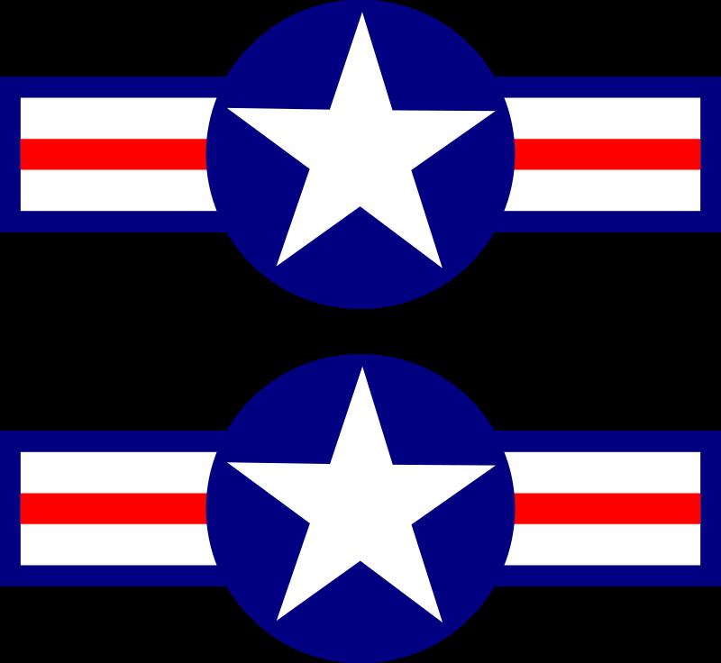 Military star clipart jpg transparent stock Clipart - Air Force Logo jpg transparent stock