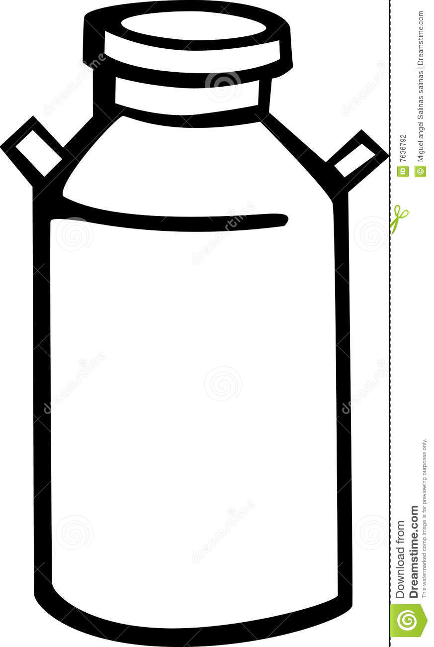 Milk can clipart picture library library Milk can clipart » Clipart Station picture library library