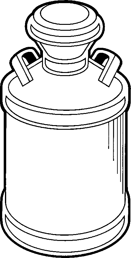 Milk can clipart svg download Milk Can Clipart - Clip Art Library svg download