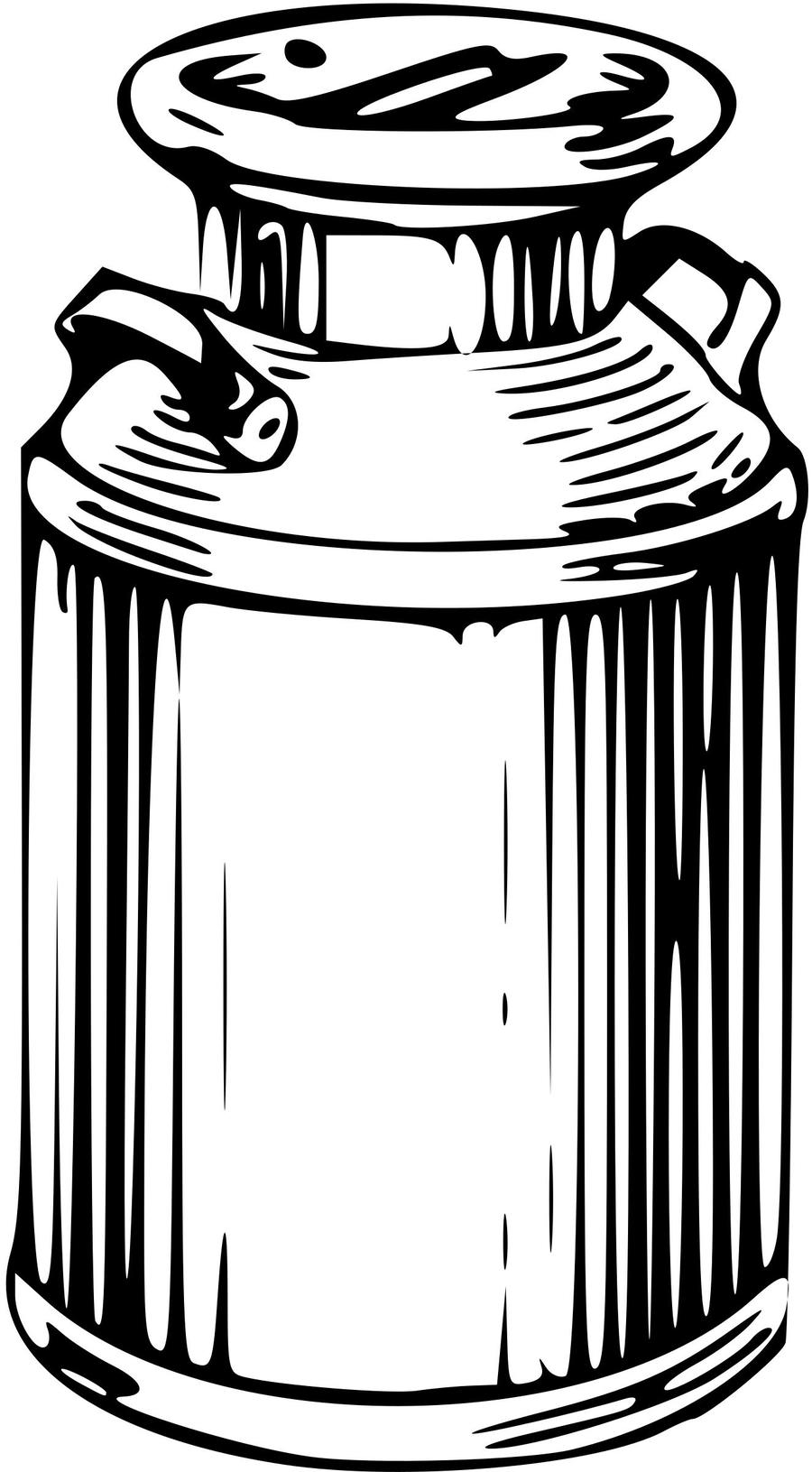 Milk can clipart graphic black and white stock Download milk can line art clipart Milk churn Clip art ... graphic black and white stock