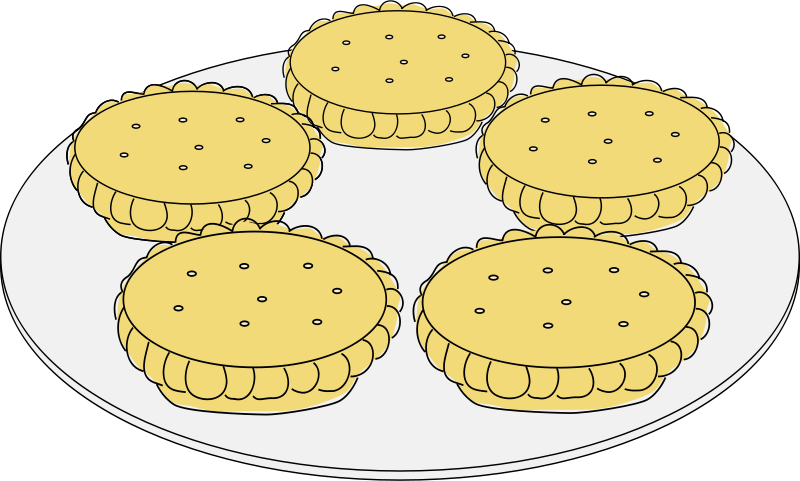 Mince pie clipart vector freeuse library Free Clipart: Mince pies   davosmith vector freeuse library