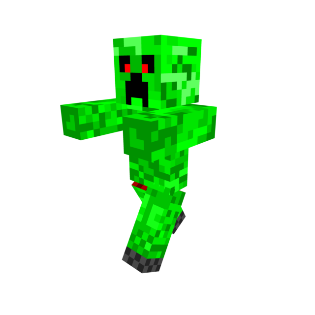 Minecraft book clipart jpg free library Creeper (Downloadable Minecraft Skin) by EpicEmgar | skin for ... jpg free library