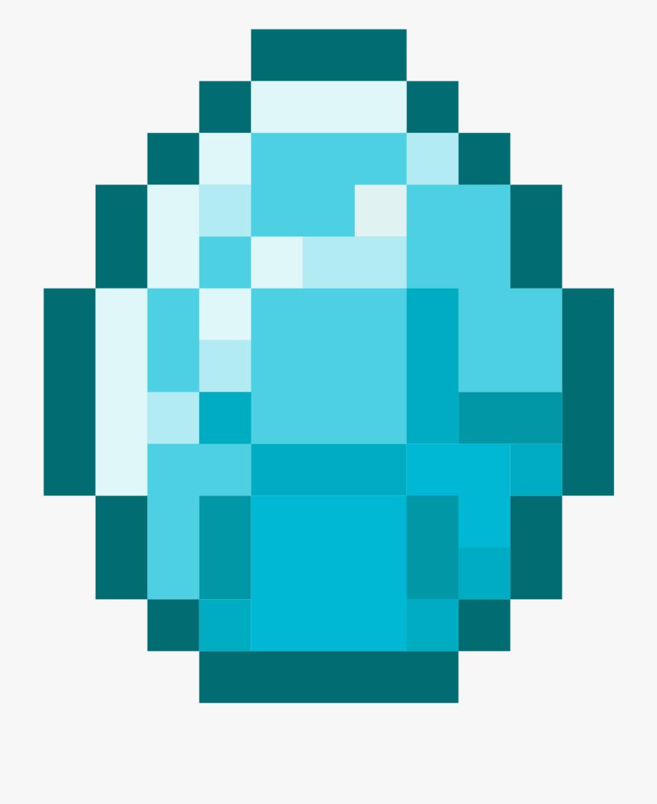 Minecraft diamond clipart clip royalty free download Diamond Png Minecraft - Minecraft Diamond #208527 - Free ... clip royalty free download