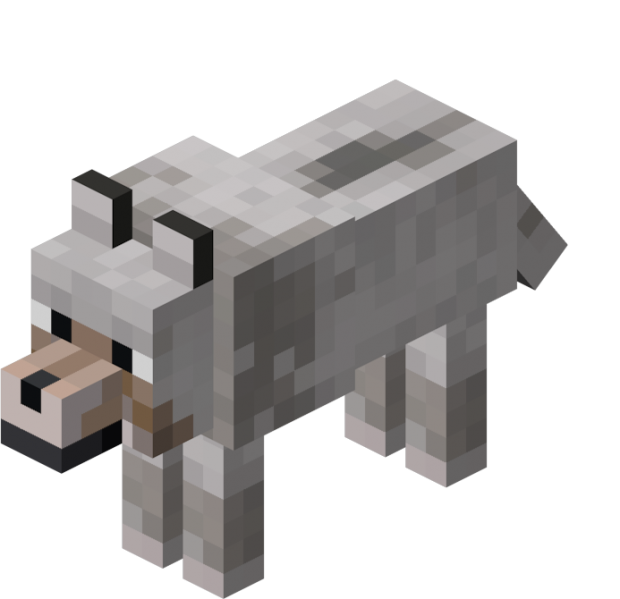 Minecraft fish clipart clip stock Wolf (Minecraft) | Fictional Characters Wiki | FANDOM powered by Wikia clip stock