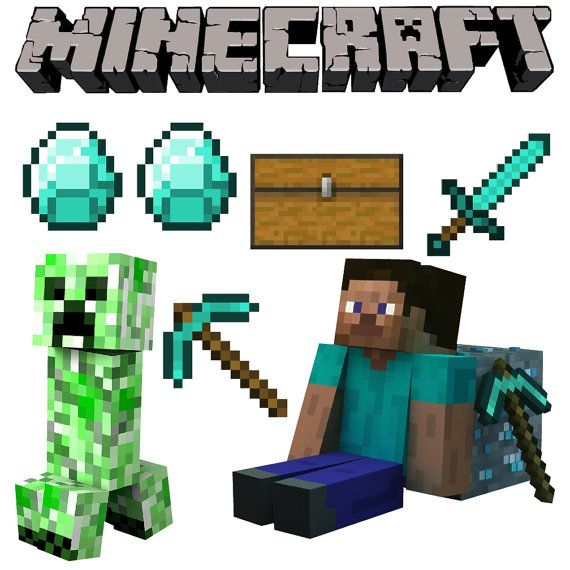 Minecraft free clipart banner download Free Minecraft Cliparts, Download Free Clip Art, Free Clip ... banner download