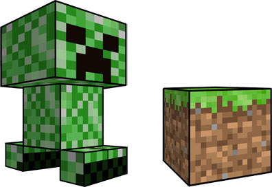 Minecraft grass block clipart image free library Minecraft grass block clipart - ClipartFest image free library