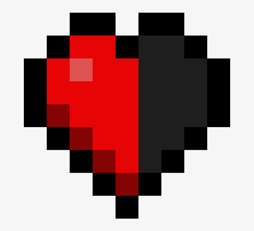 Minecraft health bar clipart graphic stock Minecraft Heart PNG & Download Transparent Minecraft Heart ... graphic stock