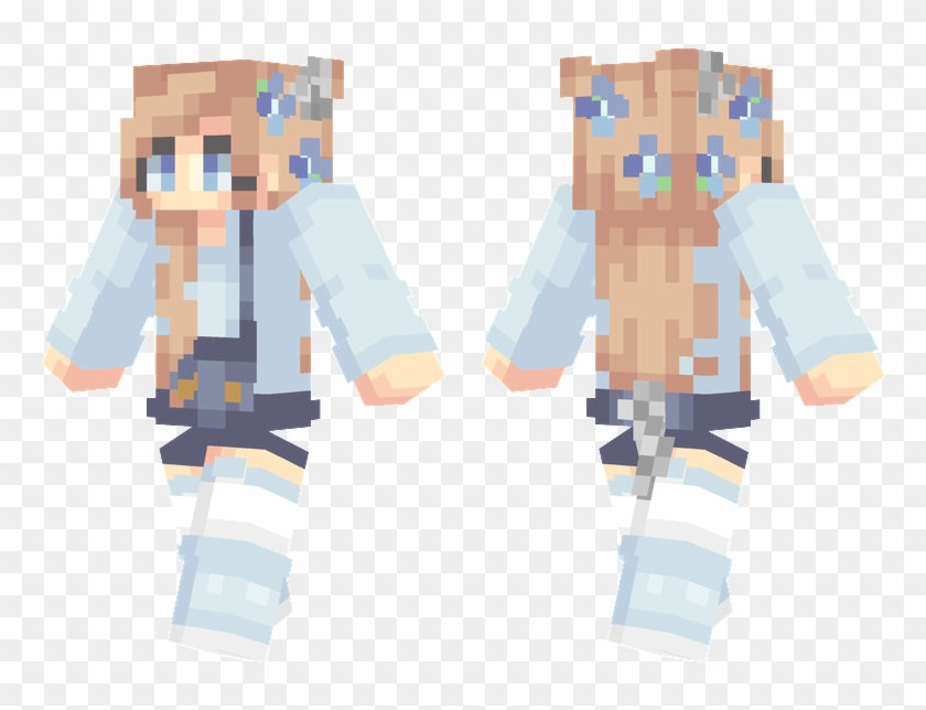 Minecraft kid with blonde hair and sunglasses clipart graphic freeuse stock Blonde Cat Ears - Minecraft Blonde Hair, HD Png Download ... graphic freeuse stock