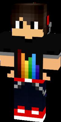 Minecraft nova skin clipart clip art freeuse library dj boy | Nova Skin clip art freeuse library