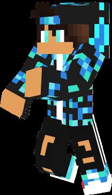 Minecraft nova skin clipart svg royalty free download werewolf | Nova Skin svg royalty free download