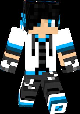 Minecraft nova skin clipart clip black and white library awesome | Nova Skin clip black and white library