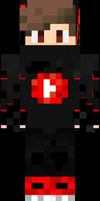 Minecraft nova skin clipart vector black and white stock 4d | Nova Skin vector black and white stock