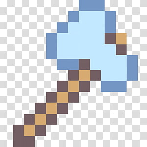 Minecraft pe logo clipart vector royalty free stock Minecraft: Pocket Edition Pickaxe Tool, axe logo transparent ... vector royalty free stock