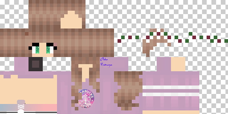 Minecraft skin clipart file image royalty free Minecraft Video game Girl Theme, skin, Minecraft skin PNG ... image royalty free