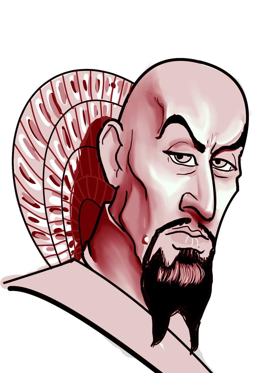 Ming the merciless clipart free stock John Cummins on Twitter: \