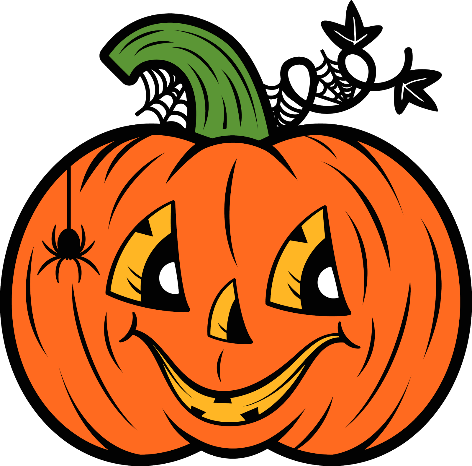 Roller skating pumpkin clipart jpg library download Miss Kate Cuttables: Halloween JACK-O-LANTERN Shaped Card jpg library download