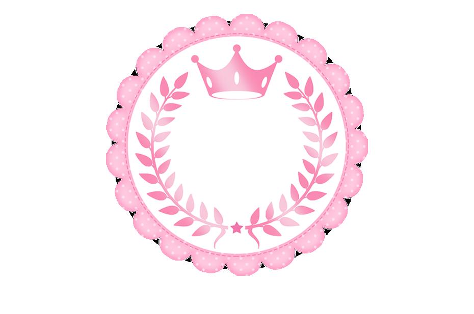 Princess crown frame clipart graphic freeuse stock Frame Coroa de Princesa Rosa Floral | Pinterest | Team bride and ... graphic freeuse stock