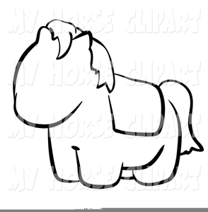 Miniature horse clipart clip art black and white library Miniature Horse Clipart | Free Images at Clker.com - vector clip art ... clip art black and white library