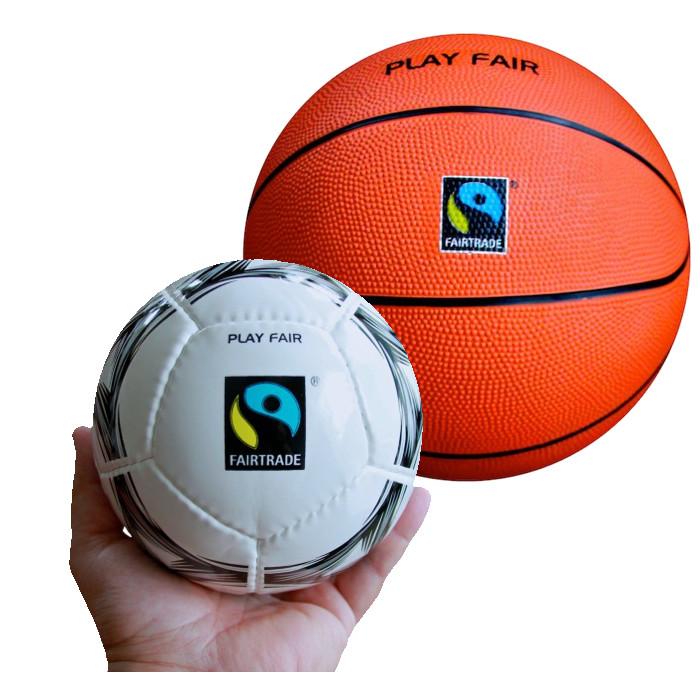 Miniature soccer ball clipart png library stock Fair Trade Basketball + MINI Soccer Ball | SHOP.CA - Social ... png library stock
