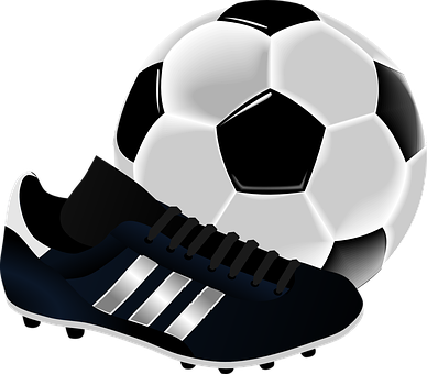 Miniature soccer ball clipart vector freeuse library Soccer, Ball - Free images on Pixabay vector freeuse library